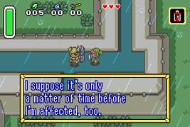 The Legend of Zelda: A Link to the Past + Four Swords   NinDB