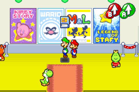 Mario Amp Luigi Superstar Saga Nindb