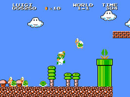 Super Mario Bros The Lost Levels Nindb