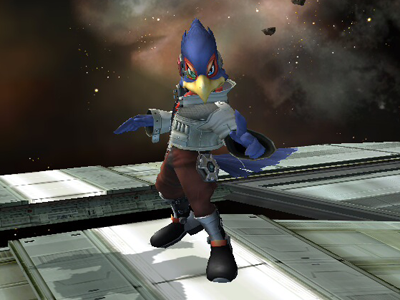 Super Smash Bros. Brawl Characters - 166.6KB