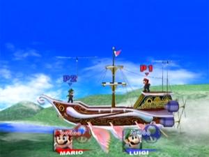 Super Smash Bros  Brawl Stages | NinDB